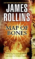 Map of Bones: A SIGMA Force Novel Cover