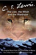 Lion The Witch & The Wardrobe Movie Tie