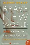 Brave New World and Brave New World Revisited (P.S.) Cover