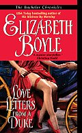 Love Letters from a Duke (Avon Historical Romance) Cover