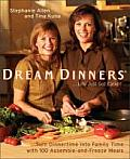 Dream Dinners Turn Dinnertime Into Family Time with 100 Assemble & Freeze Meals