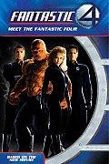 Fantastic Four: Meet the Fantastic Four (Fantastic 4 Festival Readers) Monique Z. Stephens