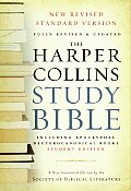 Harpercollins Study Bible - NRSV -revised and Updated (Rev 06 Edition)