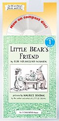 Little Bear's Friend [With CD]