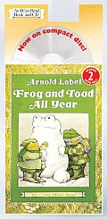 Frog and Toad All Year Book and CD with CD (Audio) (I Can Read Books: Level 2)