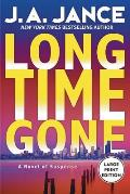 Long Time Gone (Large Print)