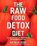 Raw Food Detox Diet The Five Step Plan for Vibrant Health & Maximum Weight Loss