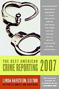 The Best American Crime Reporting Cover