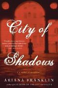 City of Shadows: A Novel of Suspense Cover