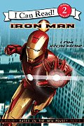 I Am Iron Man I can Read Level 2