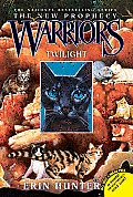 Twilight (Warriors: The New Prophecy #05 ) Cover