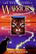Warriors: The New Prophecy Series: Sunset (#6) Cover