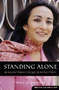 Standing Alone: An American Woman's Struggle for the Soul of Islam Cover