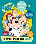 Family Guy The Official Episode Guide Seasons 1 3