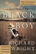 Black Boy American Hunger a Record of Childhood & Youth
