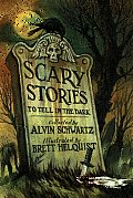Scary Stories to Tell in the Dark (Scary Stories) Cover