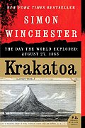 Krakatoa: The Day the World Exploded: August 27, 1883 Cover