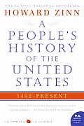 A People's History of the United States: 1492-Present (P.S.) Cover