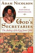God's Secretaries: The Making of the King James Bible (P.S.) Cover