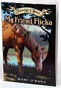 My Friend Flicka Book with Jewelry Cover