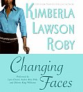 Changing Faces (Abridged) Cover