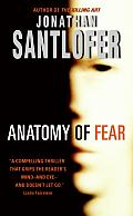 Anatomy of Fear (Harper Fiction) Cover