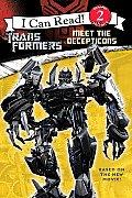 Transformers Meet The Decepticons