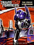 Transformers The Movie Storybook