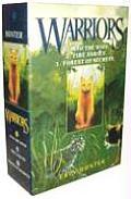 Warriors Box Set 01 To 03