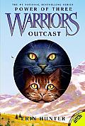 Warriors: Power of Three #03: Outcast Cover