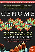 Genome: The Autobiography of a Species in 23 Chapters (P.S.) Cover