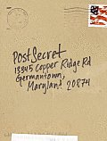 Postsecret: Extraordinary Confessions from Ordinary Lives Cover