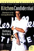 Kitchen Confidential: Adventures in the Culinary Underbelly (Updated Edition) Cover