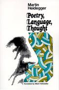 Poetry Language Thought