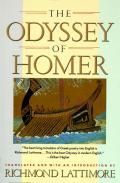 The Odyssey of Homer Cover