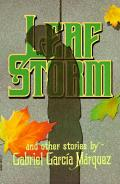 Harper Colophon Books #699: Leaf Storm Cover