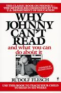 Why Johnny Can't Read (85 Edition)