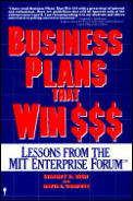 Business Plans That Win $$$ Cover