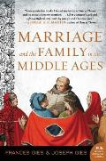 Marriage and the Family in the Middle Ages (Perennial Library) Cover