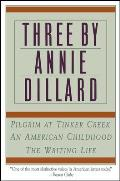 Three By Annie Dillard Cover