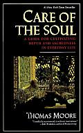 Care of the Soul: Guide for Cultivating Depth and Sacredness in Everyday Life Cover