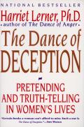 The Dance of Deception: A Guide to Authenticity and Truth-Telling in Women's Relationships Cover