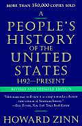 A People's History of the United States: 1492-Present (Revised) Cover