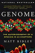 Genome: The Autobiography of a Species in 23 Chapters Cover