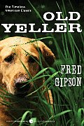 Old Yeller (Perennial Classics) Cover
