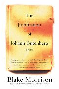 The Justification of Johann Gutenberg