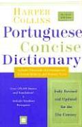 Portuguese Concise Dictionary 2ND Edition Cover