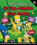 Simpsons Ultra Jumbo Rain Or Shine Fun Book