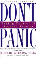 Don't Panic Revised Edition: Taking Control of Anxiety Attacks Cover