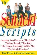 The Seinfeld Scripts: The First and Second Seasons Cover